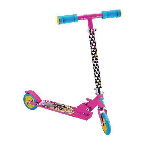 Patinete De Aluminio Barbie Fabuloso Fun - 69240