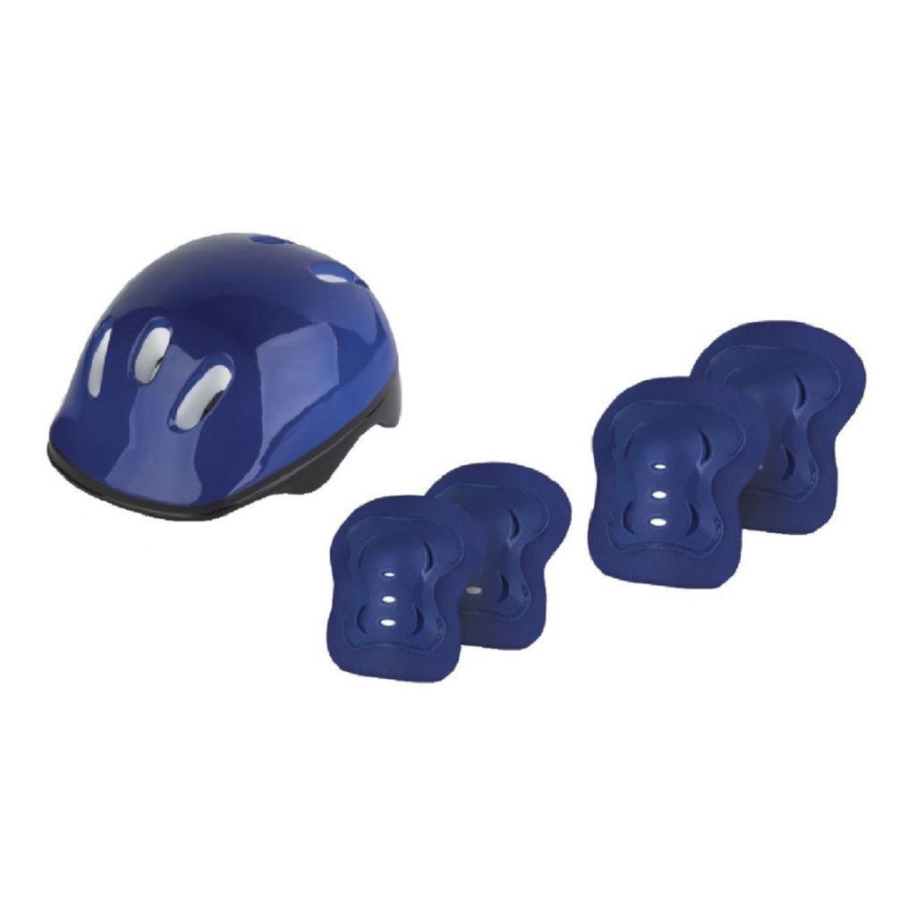 Patins 2 em 1 Azul 34-37- Fênix PK2-01
