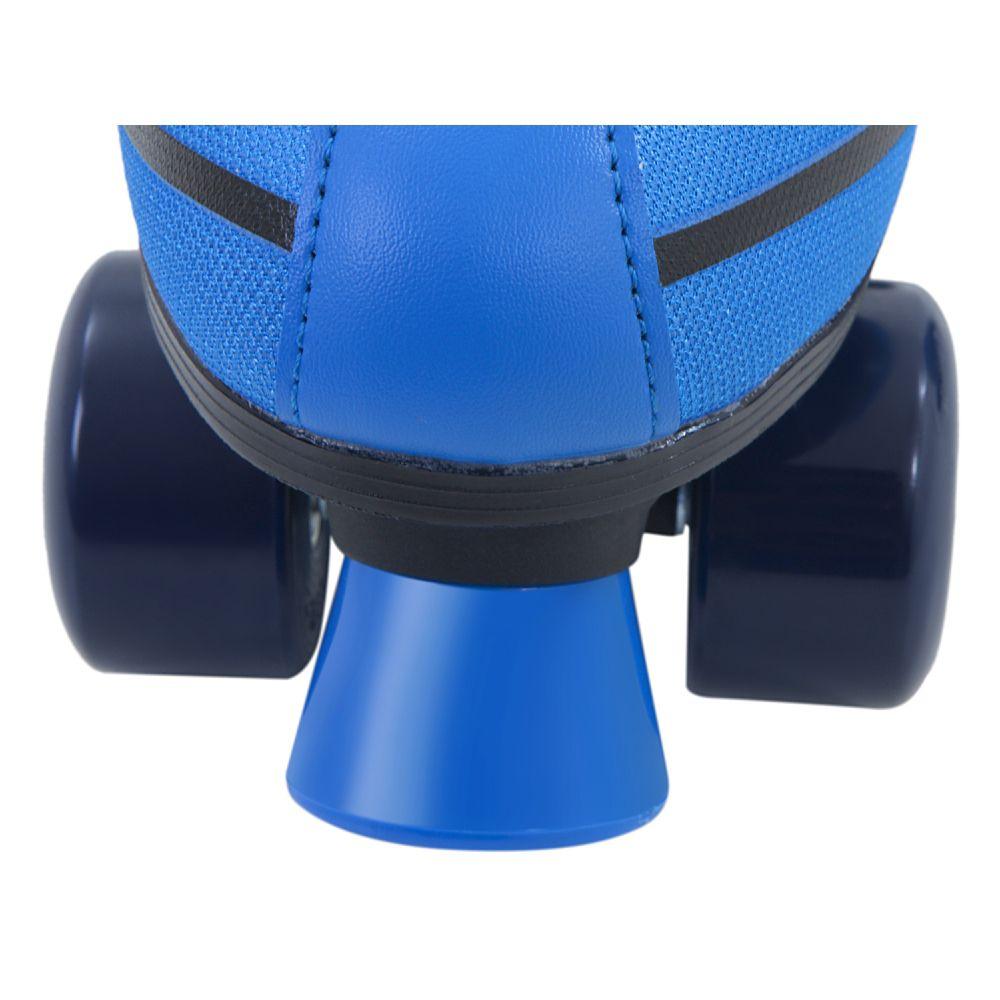 Patins Infantil Roller 36/37 Azul - Fênix RL-01A