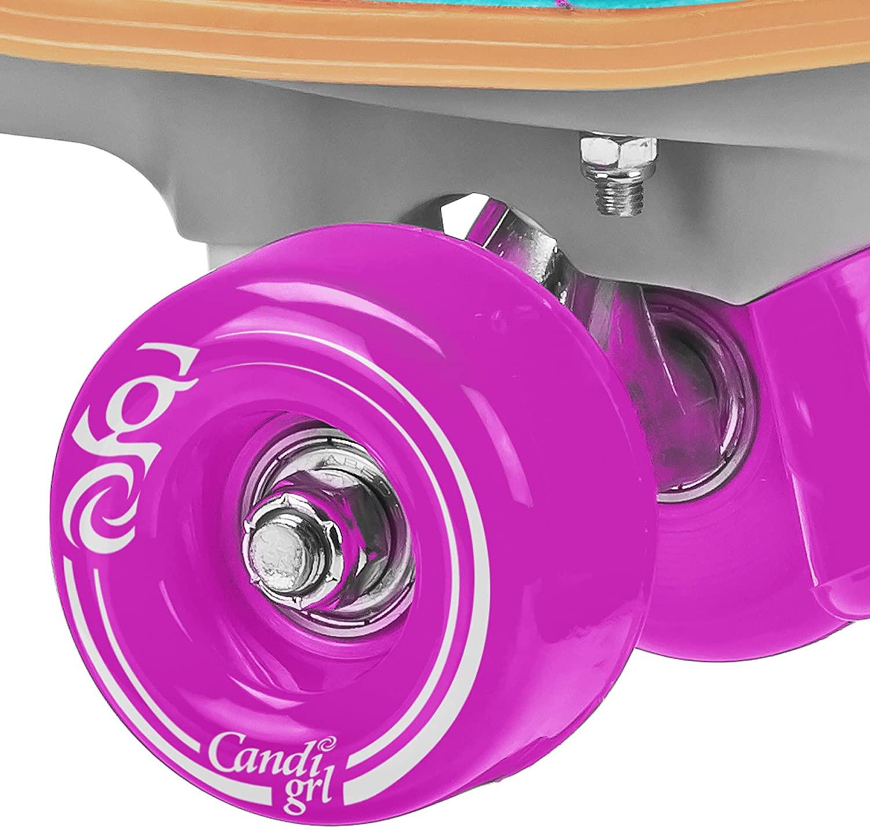 Patins Roller Quad Candi Grl Sabina Mint Tamanho 36 - Roller Derby U772MT