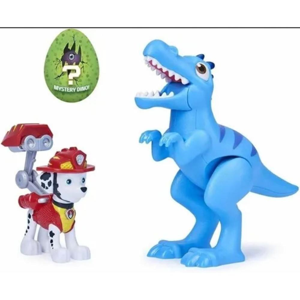 Patrulha Canina Dino Rescue Marshall e Velociraptor - Sunny 2270