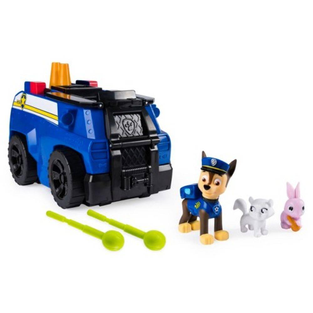 Patrulha Canina Playset 2 Em 1 Cenário Chase Ride N Rescue 1386 - Sunny