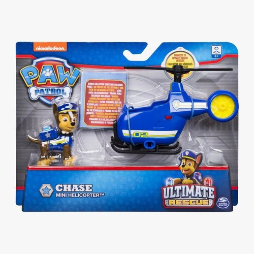 Patrulha Canina Ultimate Resgate Extremo Chase - Sunny 1384