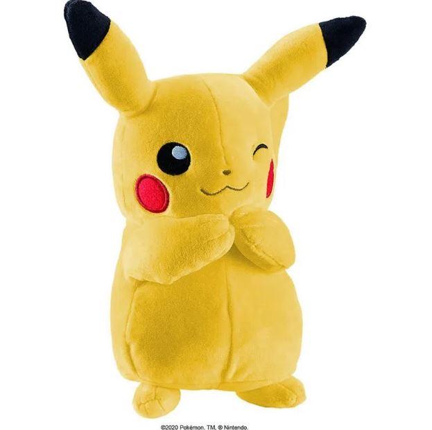 Pelúcia Básica  Pokémon Pikachu - Sunny 2609