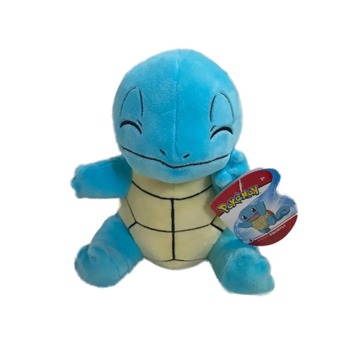 Pelúcia Básica Pokemon Squirtle - Sunny 2608