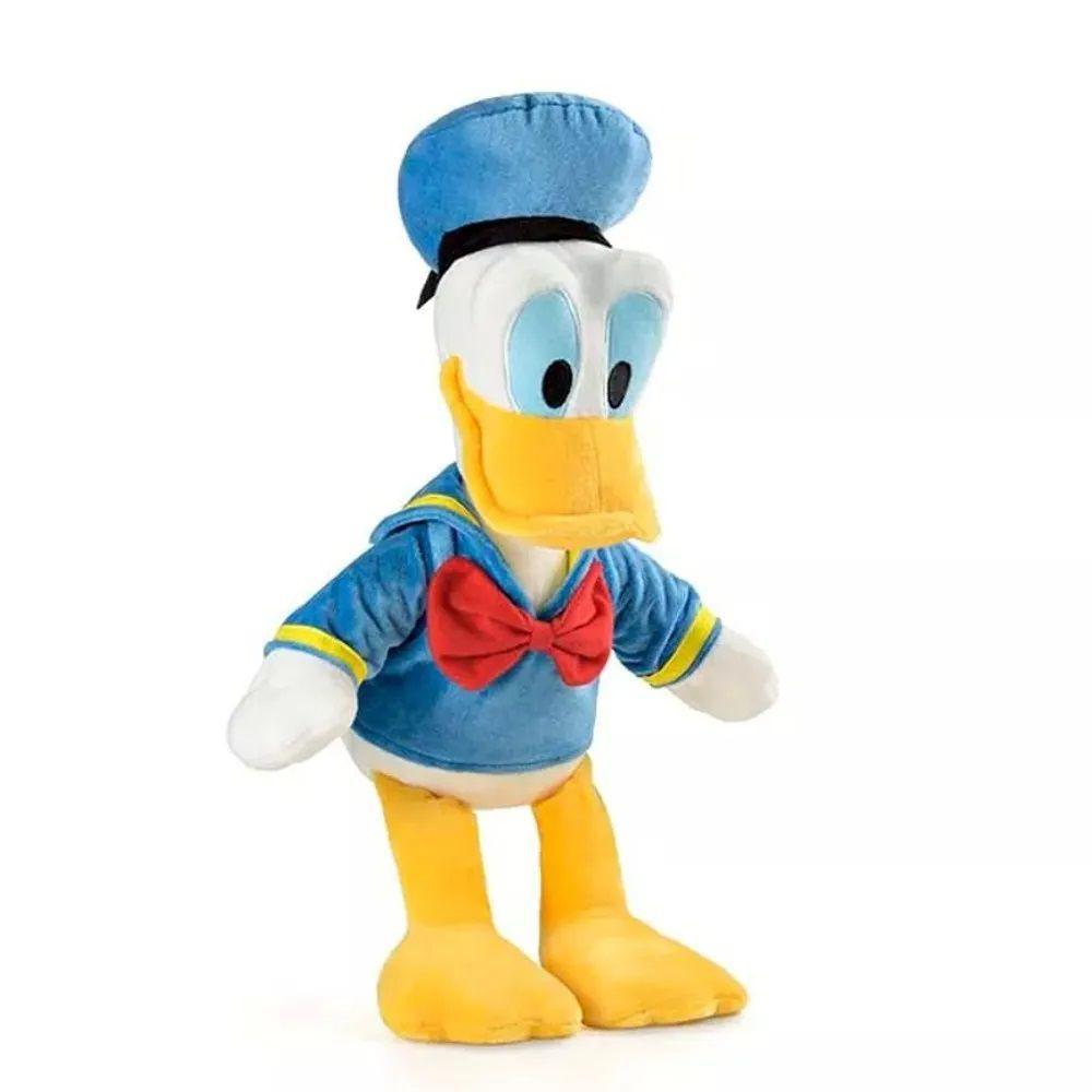 Pelúcia Pato Donald com Som 33 cm - Multikids BR334