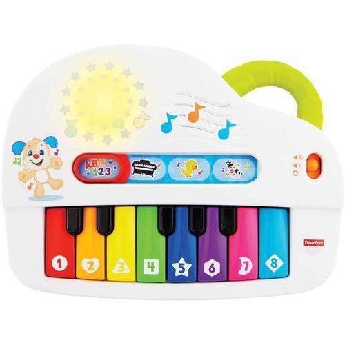 Piano Cachorrinho Aprender E Brincar Fisher Price GFX34