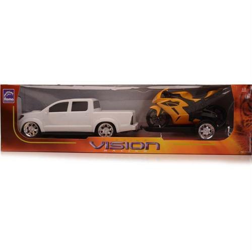 Pick Up Vision Racing branco1115 - Roma