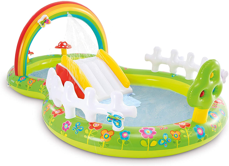 Piscina Playground Meu Jardim - Intex 57154