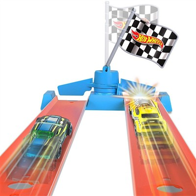 Pista Campeonato Hot Wheels Drag Race - Mattel GBF81