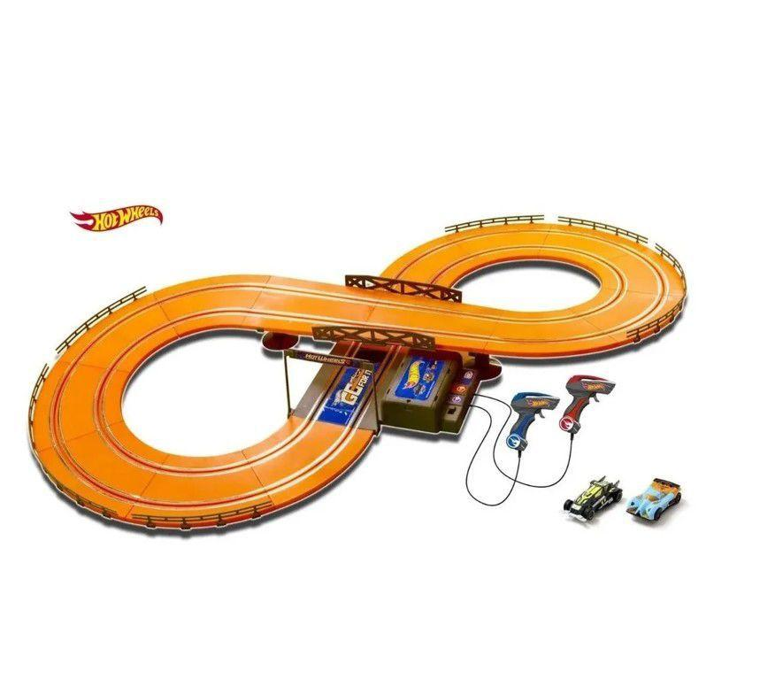 Pista Hot Wheels Track Set Basic - Multikids Br081