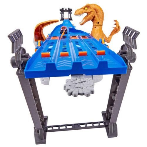 Pista Metal Machine 4-lane Elimination Track - Candide 8705