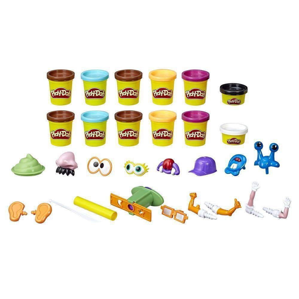 Play Doh Caquinha Divertida E5810 - Hasbro