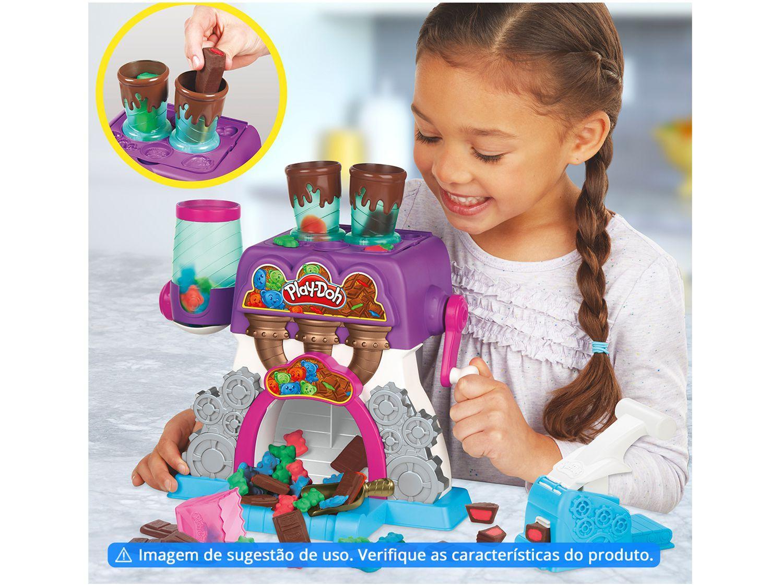 Play-Doh Fábrica De Chocolate - Hasbro E9844