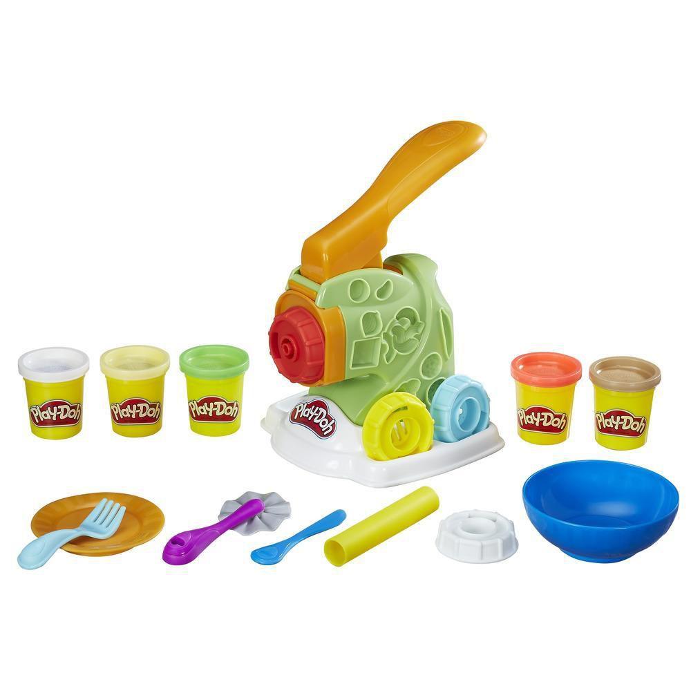 Play Doh Kitchen Fábrica Macarrao B9013 - Hasbro