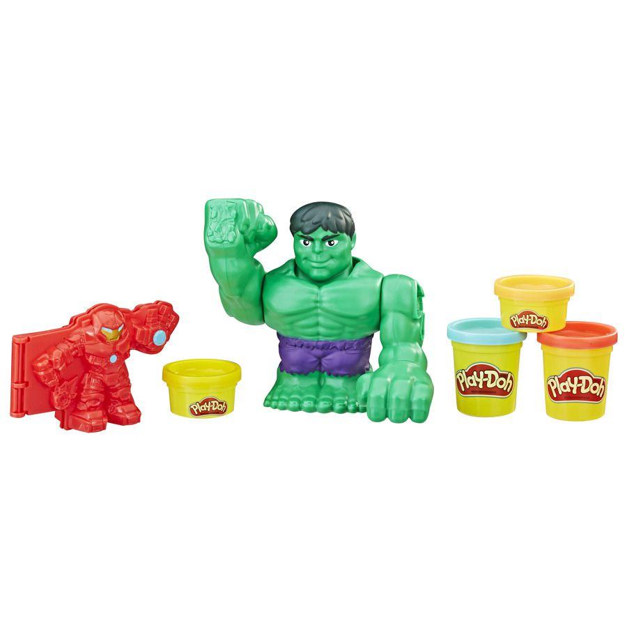 Play Doh Marvel Hulk E1951 - Hasbro