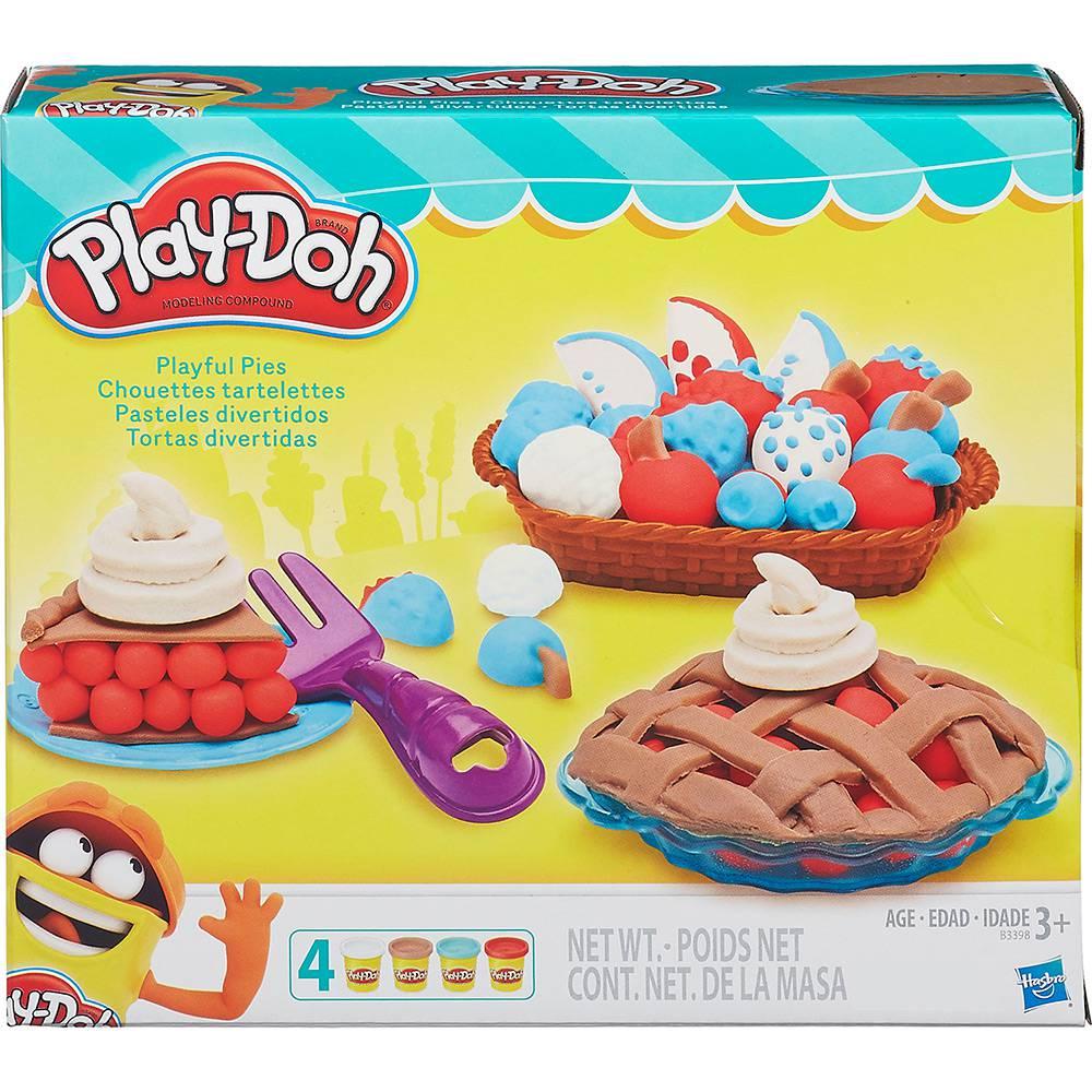 Play Doh Tortas Divertidas - Hasbro B3398