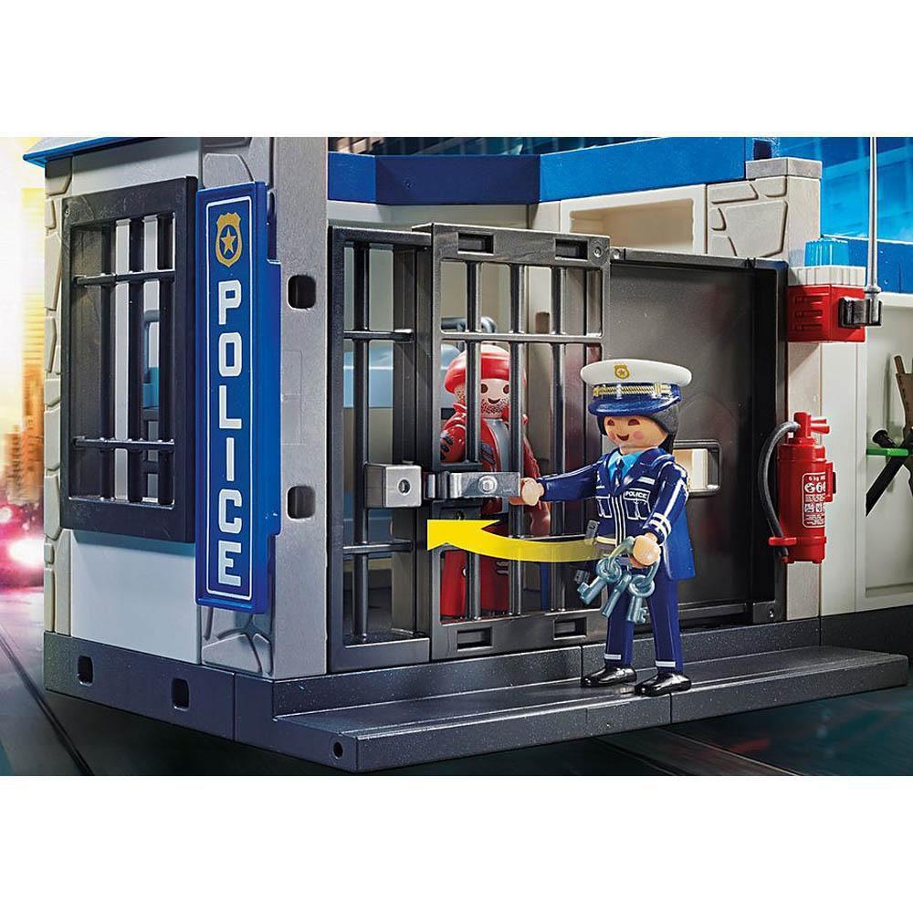 Playmobil City Action fuga da prisão - Sunny 2553