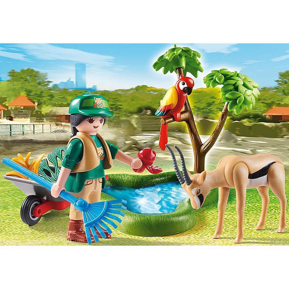 Playmobil Gift Set zoológico - Sunny 2526