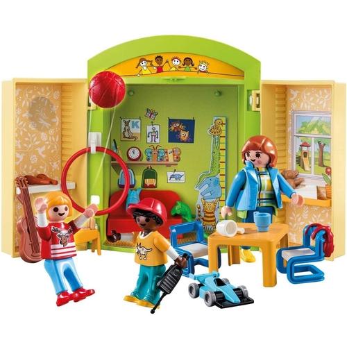 Playmobil Play Box Pré-Escola - Sunny 2529