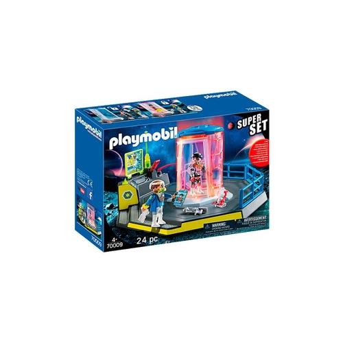 Playmobil Prisão Policial Galatica Superset - Sunny 1569