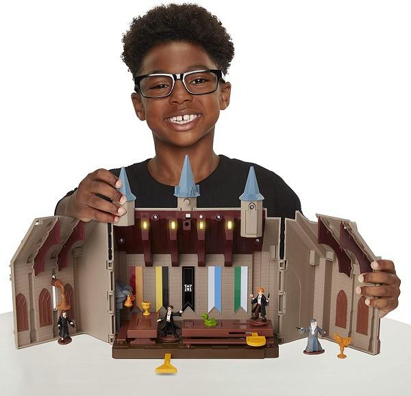 Playset Interativo Harry Potter Salão de Hogwarts - Sunny