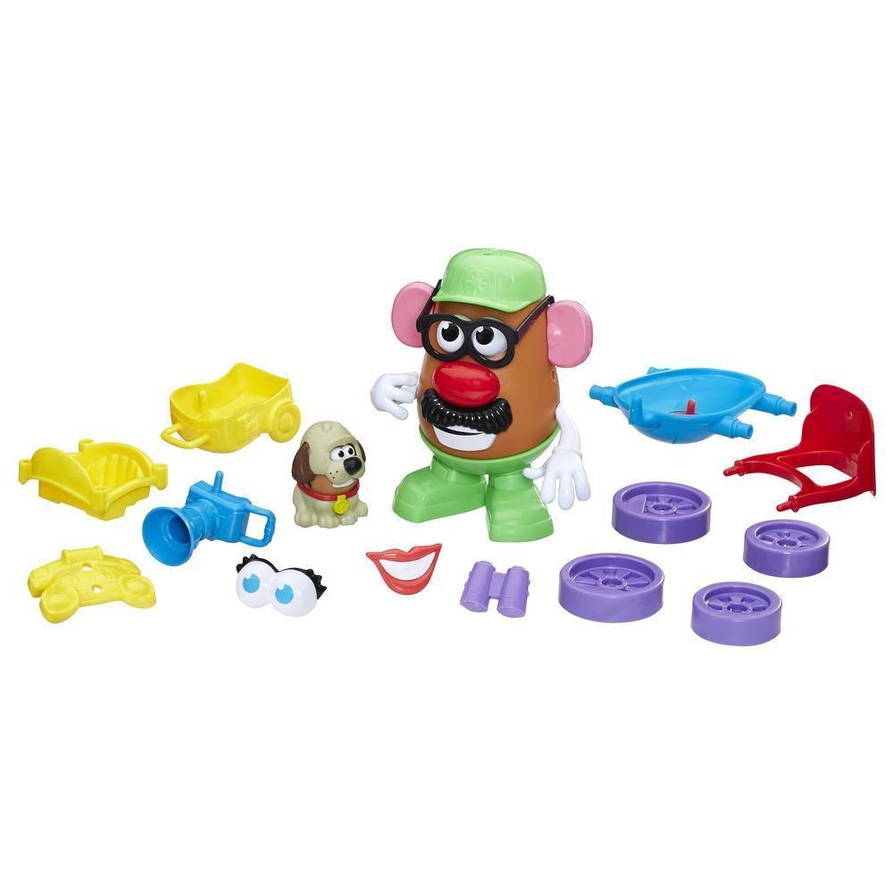 Playskool Cabeça de Batata Veículos Malucos E1841 - Hasbro