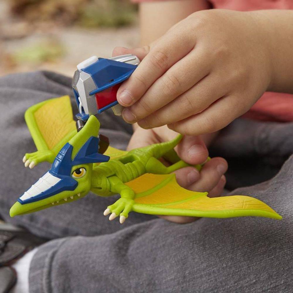 Playskool Chomp Squad Aerogancho E1455/E0834 - Hasbro