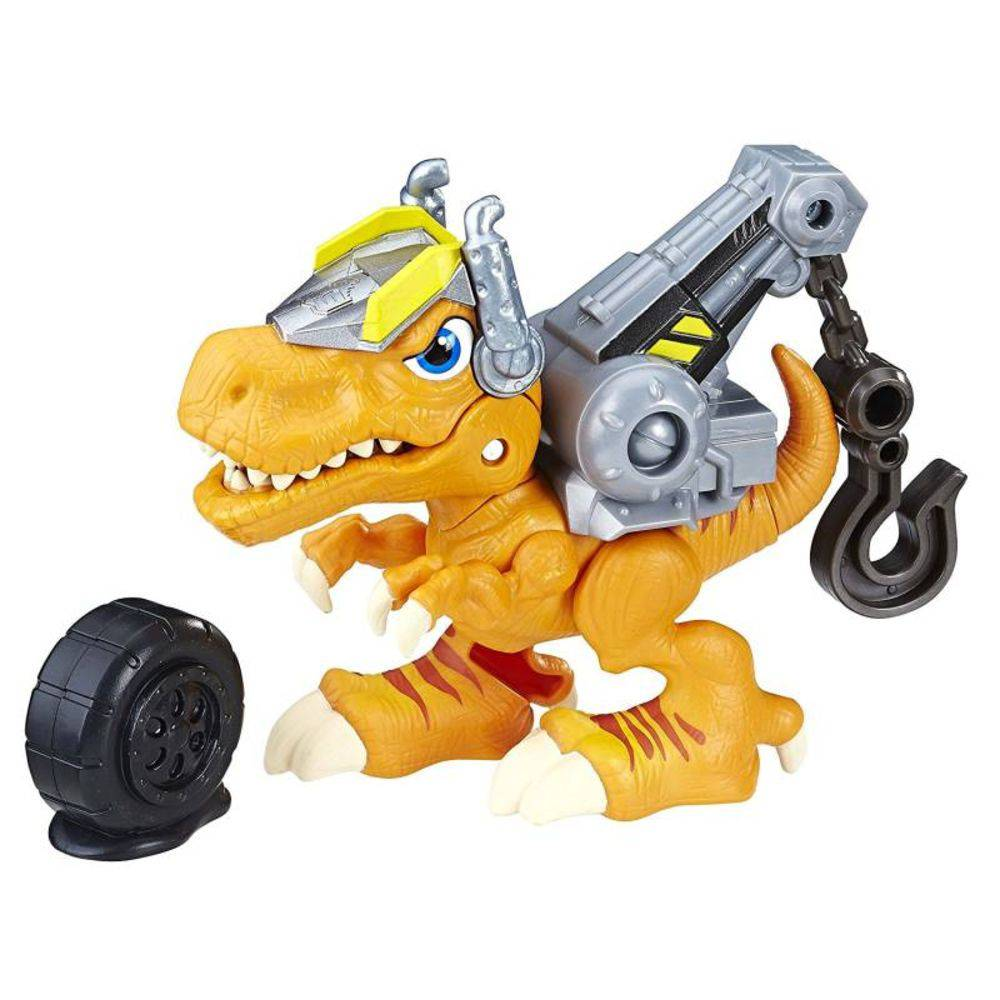 Playskool Chomp Squad Rebocossauro E1454/E0834 - Hasbro