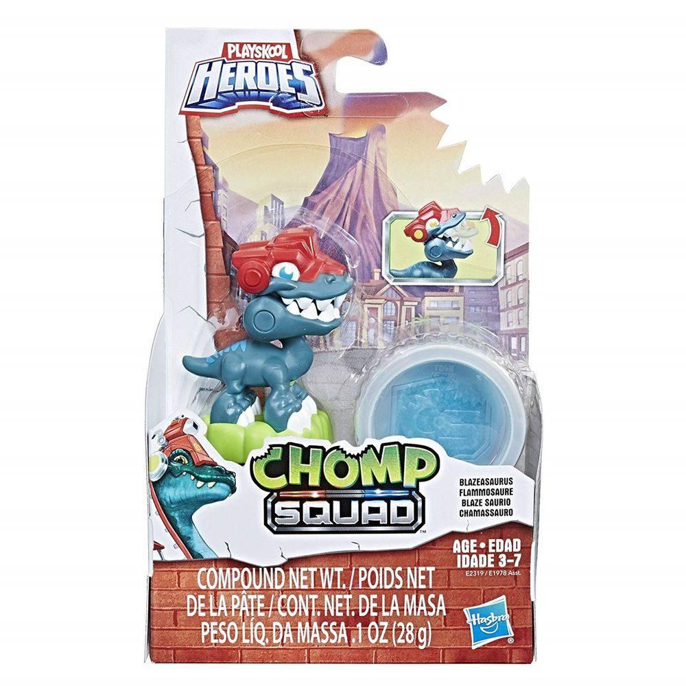 Playskool Chomp Squad Value Blazeasaurus E2319/E1978 - Hasbro