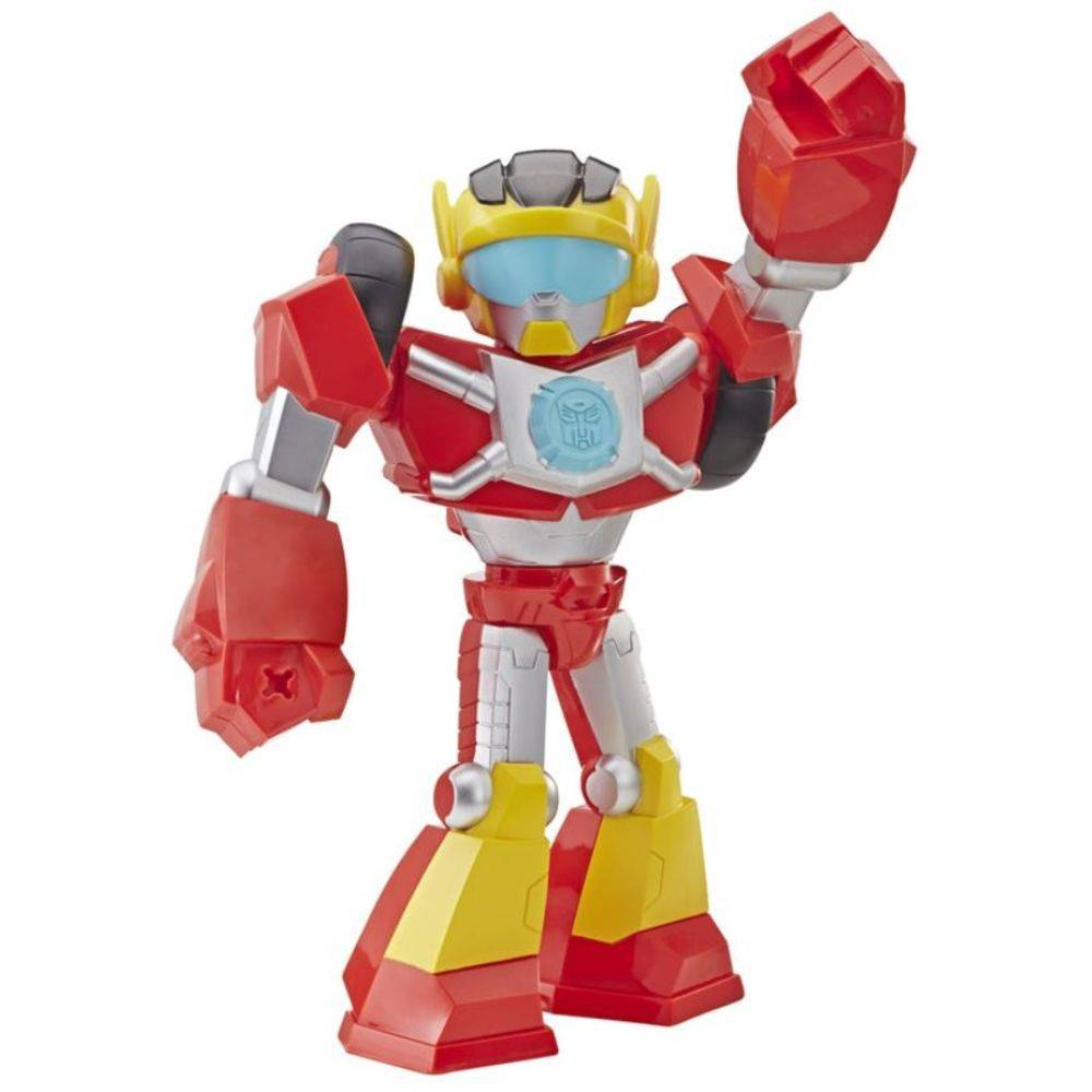 Playskool Transformers Mega Mighties Hot Shot E4174/E4131 - Hasbro