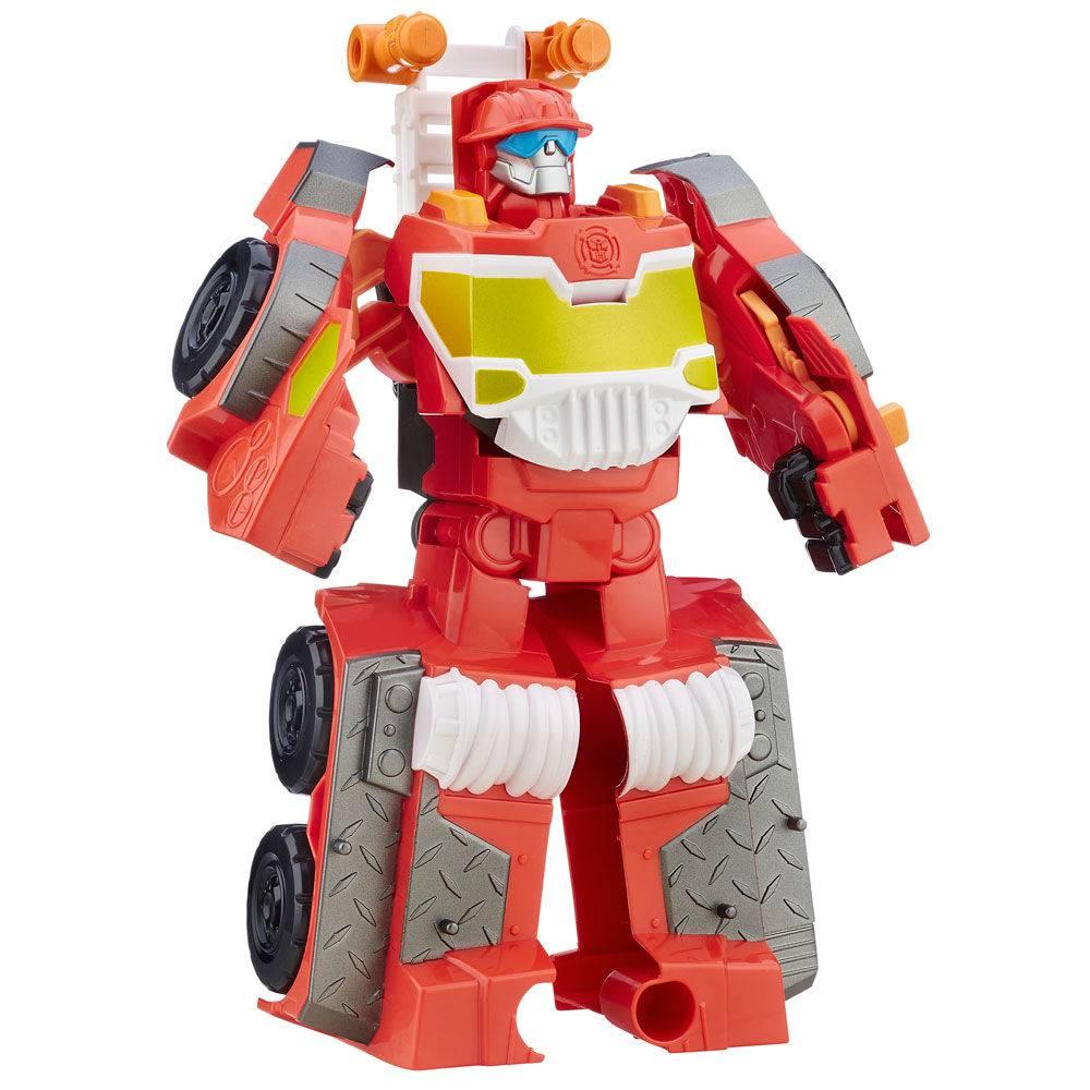 Playskool Transformers Rescue Heatwave Resgate Noturno B7990/B6579 - Hasbro