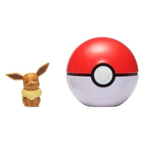 Pokémon Clipe Pokebola Eevee - Sunny 2606