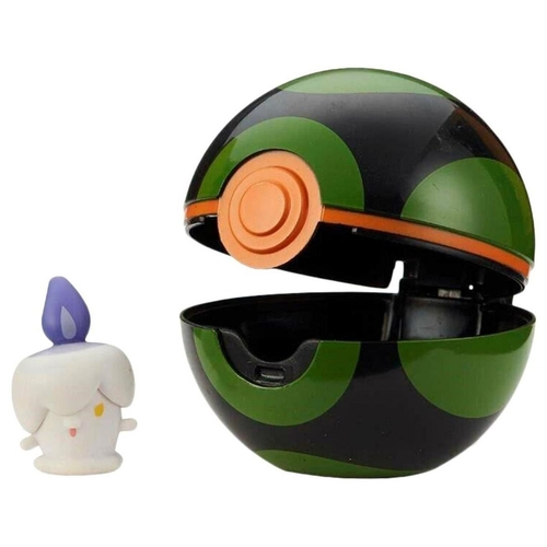 Pokémon Clipe Pokebola Litwick - Sunny 2606