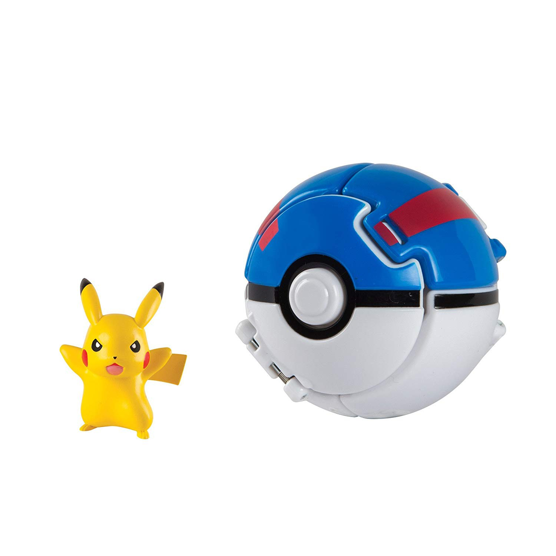 Pokémon Pikachu e Super Bola 1962 - Sunny