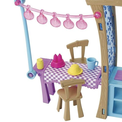 Poly Pocket  Conjunto Churrasco Divertido - Mattel GDM17