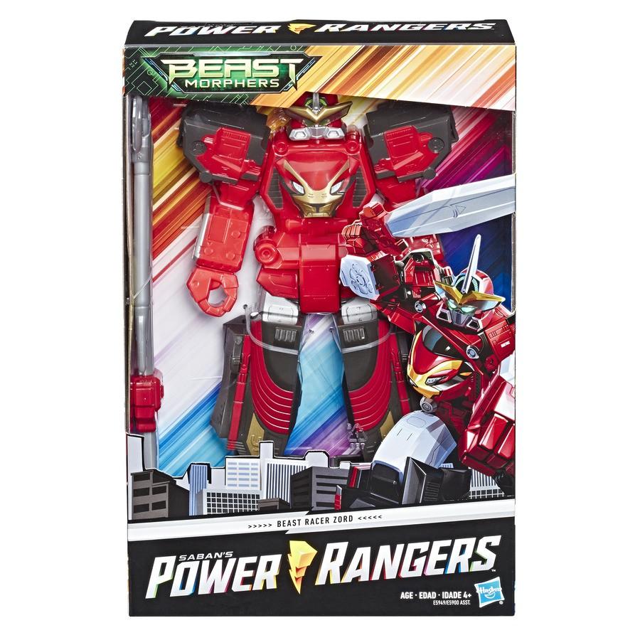 Power Rangers Megazord Red Hasbro E5949/E5900