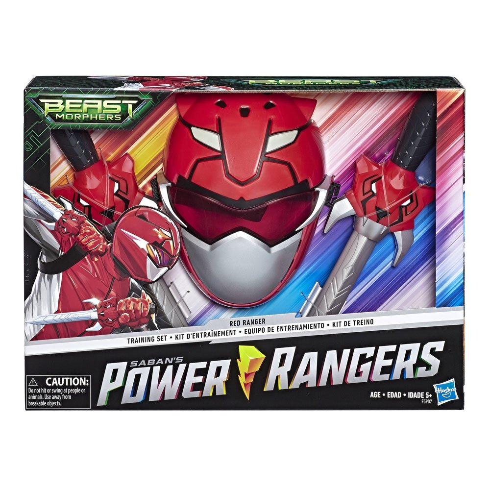 Power Rangers Treinamento do Herói - Hasbro E5907