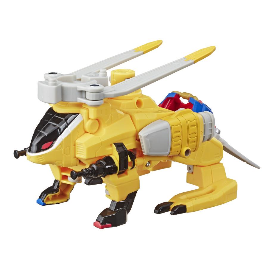 Power Rangers Zord Conversível Fera Caminhão - Hasbro E5895