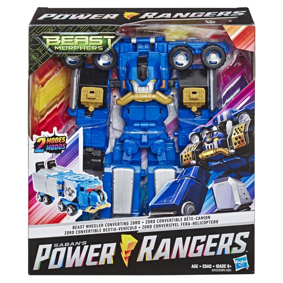 Power Rangers Zord Conversível Fera Helicóptero - Hasbro E5895