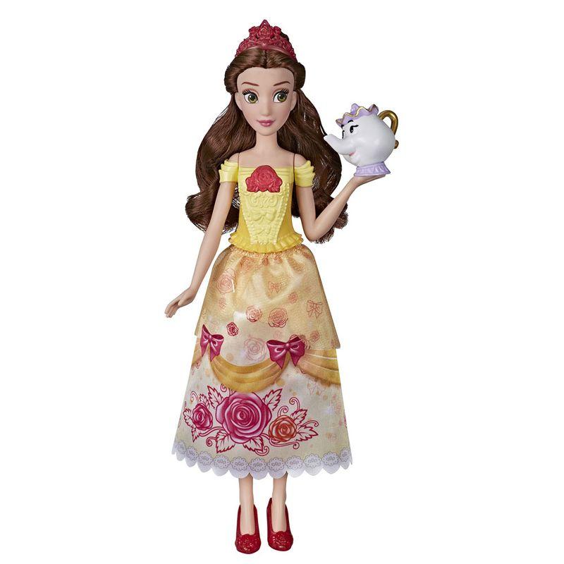 Princesa Bela com Música - Hasbro E3046