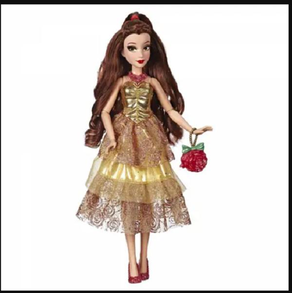 Princesa Disney Bela Style Series - Hasbro  E8398