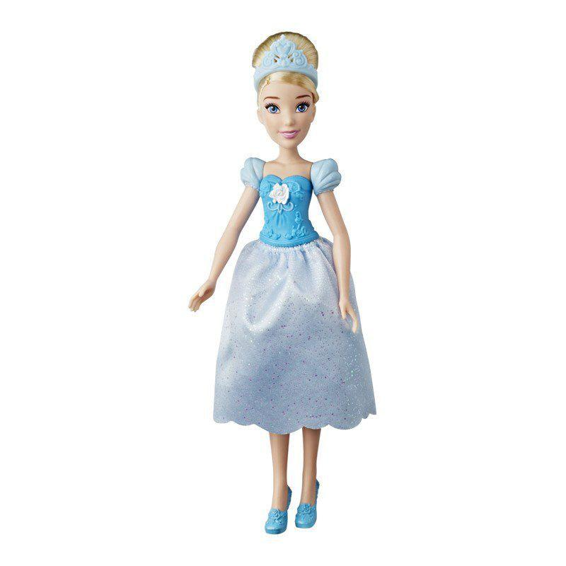 Princesas Boneca Clássica Cinderela - Hasbro E2749