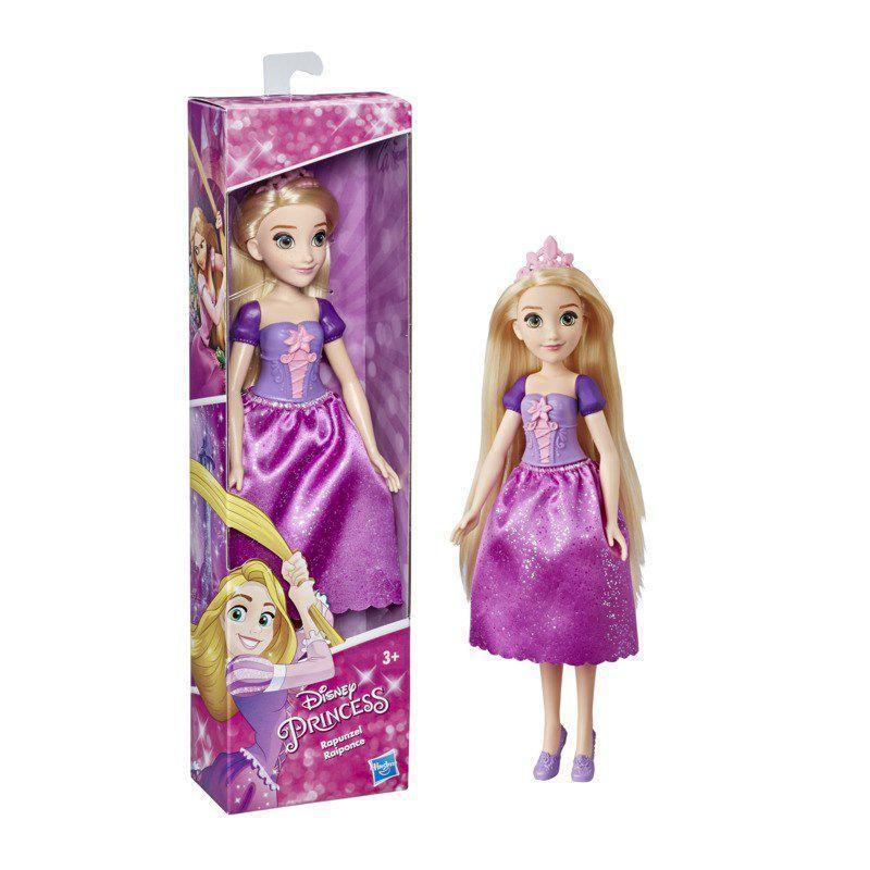 Princesas Boneca Clássica Rapunzel - Hasbro E2750