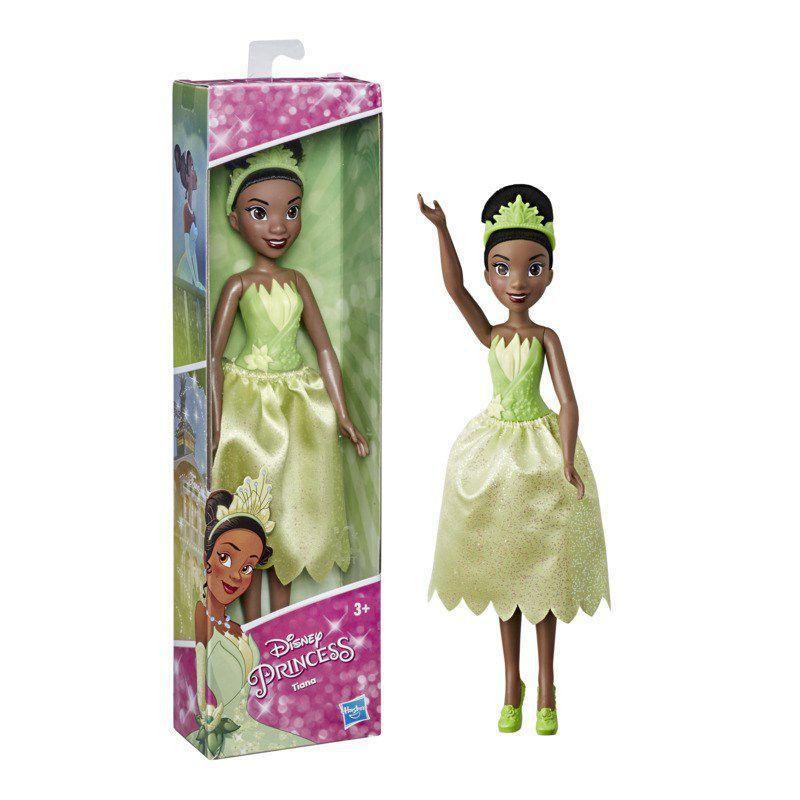 Princesas Boneca Clássica Tiana - Hasbro E2751
