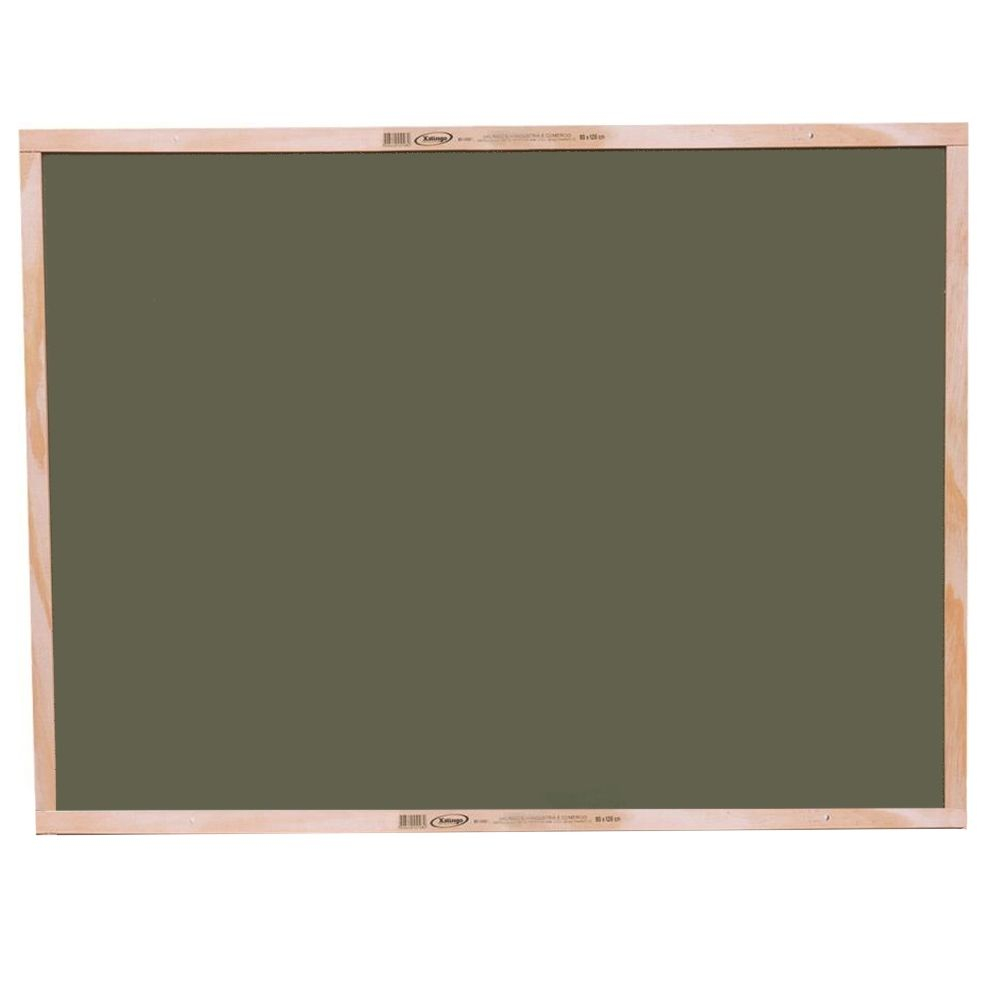 Quadro Negro Verde - Xalingo 51109