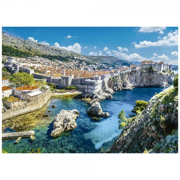 Quebra-Cabeça Dubrovnik 2000 peças - Grow 03610