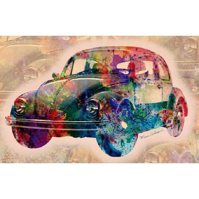 Quebra-Cabeça Vintage Car 3000 Peças - Grow 03462