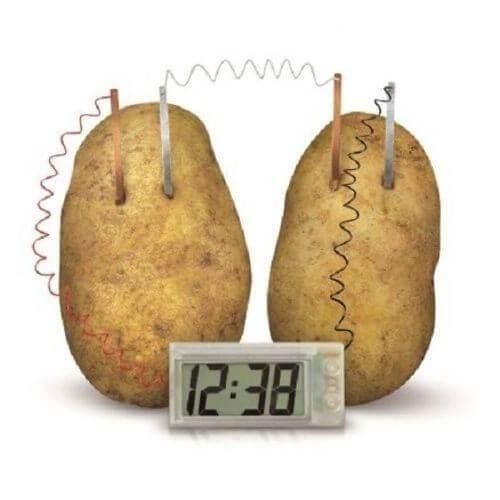 Relógio Batata - Kosmika 03275