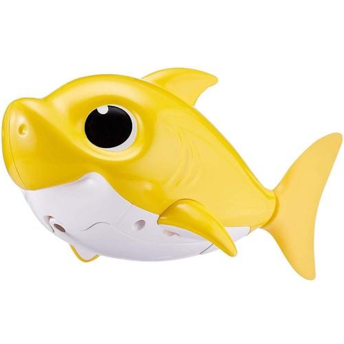 Robo Alive Junior Baby Shark Amarelo - Candide 1118